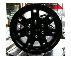 4 16 inch mickey thompson wheels shipping