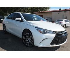 Looking for new owner for 2016 Toyota Camry