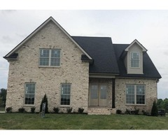 4br 2.5ba Home on large lot with a country setting