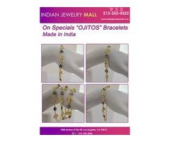 "On Specials ""OJITOS"" Bracelets"