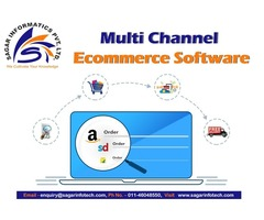 Multi-Channel Ecommerce Retail Software