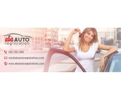 Get Your Car On The Road In No Time With DMV Services