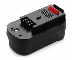 Drill Battery for Black & Decker HPB18 HPB18-OPE FS18BX