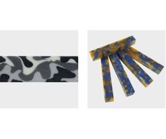 Acrylic Acetate Pen Blanks – Exotic Wood Zone