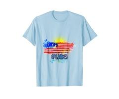 # USA Flag ARTwork t-shirt