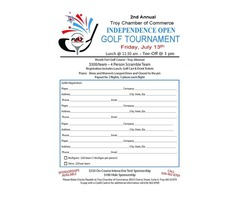 Independence Open Golf Tournament