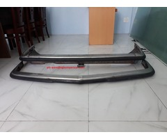 Mercedes Benz W107 560CSL Stainless Steel Bumper