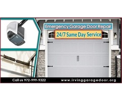 5 Star Garage Door Opener Repairs ($25.95) Irving TX