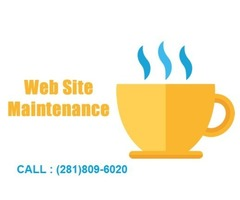 Website Maintenance Services company
