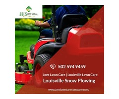 landscaping louisville