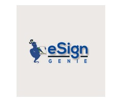 Electronic signatures free to esign documents online from eSign Genie