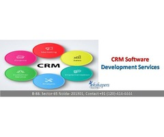 CRM Software Development Services in Pune