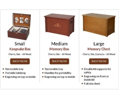 Engraved Memory chest