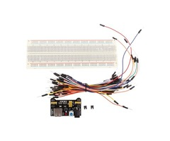 Geekcreit® MB-102 MB102 Solderless Breadboard + Power Supply + Jumper Cable Kits Dupont Wire For Ard