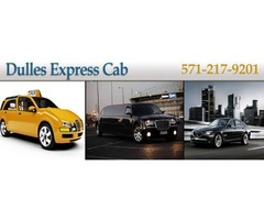 Dulles Airport Cab