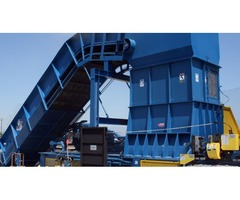 Recycling Equipment Manufacturers | Waste Handling Systems – CRIGLER