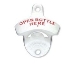 Custom Wall Mount Bottle Opener