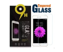 For Iphone 8 Tempered Glass Screen Protector Film For Iphone 6 Samsung J7 Prime Tempered Glass With