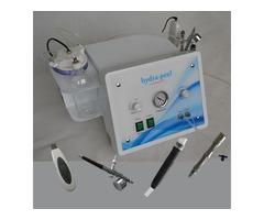 4 in 1 Oxygen jet water hydro dermabrasion diamond skin peeling hydra facial machine