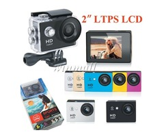 Good Quality Original A9 2 Inch LCD Screen 1080P HD Action Camera 30M