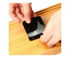 Honana HN-CH014 Sticky Gel Cell Pad Anti Slip Phone Pads Kitchen Bathroom House Car Phone Holder