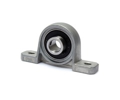 8mm Bore Diameter Zinc Alloy Pillow Block Mounted Ball Bearing KP08