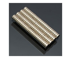 100pcs 5mmx2mm N52 Strong Round Magnets Rare Earth NdFeB Neodymium Magnets
