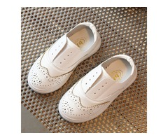 British style Girls Casual Shoes