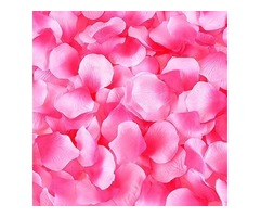 Looking For Beautiful Shades of Fake Rose Petals For Decoration?