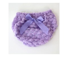 Baby Rose Flower Diaper Pants