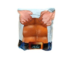 Eric Squishy Super Slow Rising Abdominal Muscle Bread With Original Package