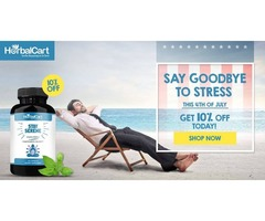 The #Independence Day - Discount | Herbal supplements for anxiety - Herbalcart