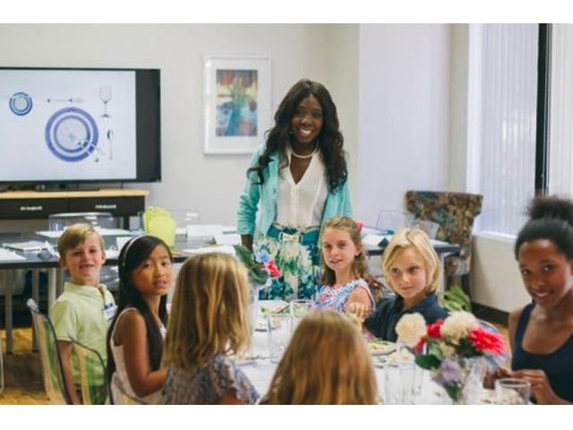 Contact Swan School of Protocol for Etiquette Classes for Children  | free-classifieds-usa.com