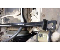 Cherokee Steering Box Brace