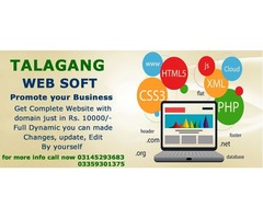 Web Development in very Affordable Price