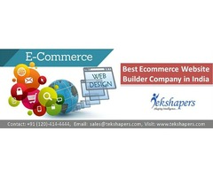 Best Ecommerce Website Builder Company in USA