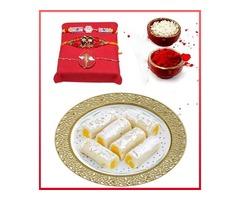 Send Rakhi and Rakhi Gift Hampers in India & Worldwide