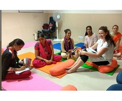 Prenatal Yoga teacher training in India
