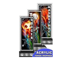 Best Acrylic Trophies Online Store