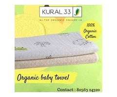 100% organic cotton towels | baby towels | kids towels | baby bath towels | skin friendly towels