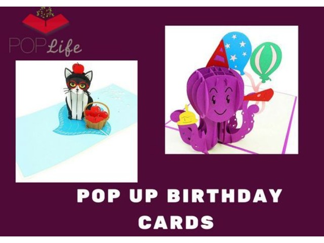 Pop Up Birthday Cards Birthday Card For Mom Gifts Souvenirs