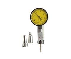 DANIU 40112302 Dial Test Indicator Precision Metric with Dovetail rails