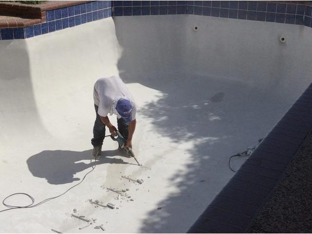 Best pool crack repair team in Texas - Repair - Dallas ...