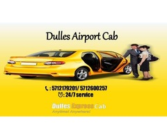 Dulles Airport Cab