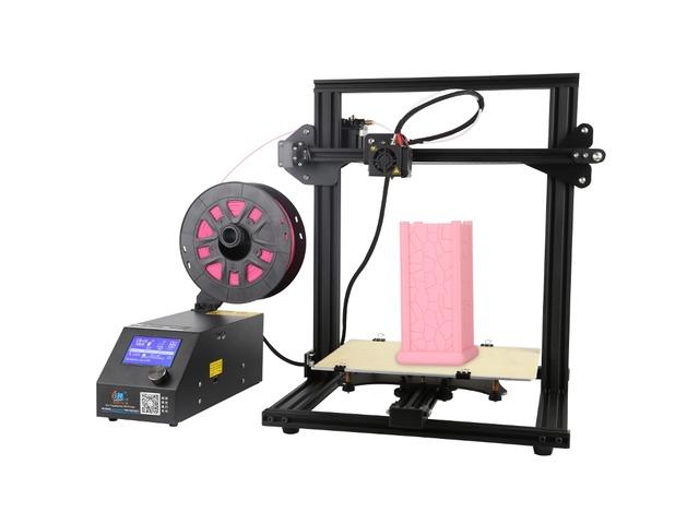 creality 3d cr 10 mini diy 3d printer kit support resume print 300220300mm large printing size 1
