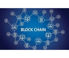 Get Blockchain Development at just one click away!