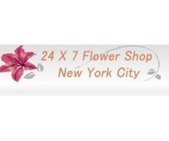 Send flowers NYC - 24x7 Flower Shop