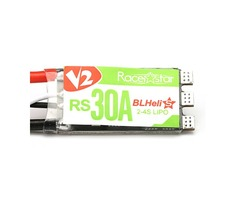 Racerstar RS30A V2 30A  Blheli_S  ESC OPTO 2-4S Support Oneshot42 Multishot  16.5 Dshot600