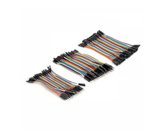 Geekcreit® 3 IN 1 120pcs 10cm Male To Female Female To Female Male To Male Jumper Cable Dupont Wire