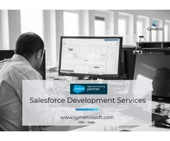 Cymetrix Software- Salesforce Partner